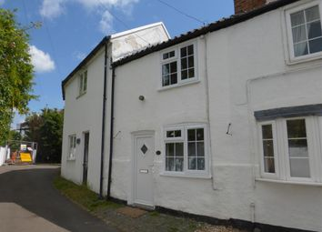 Thumbnail 2 bed terraced house to rent in Barrow Road, Sileby, Loughborough