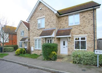Thumbnail 2 bed end terrace house to rent in Barnes Way, Herne Bay
