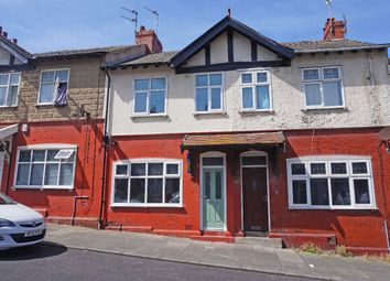Thumbnail 3 bed terraced house to rent in Ormond Avenue, Blackpool