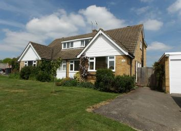 Thumbnail 3 bed semi-detached house for sale in Larch Crescent, Tonbridge