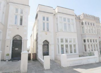 Thumbnail 3 bedroom semi-detached house for sale in Western College Road, Mannamead, Plymouth