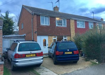 Thumbnail 3 bed semi-detached house for sale in Mitton, Tewkesbury, Gloucestershire