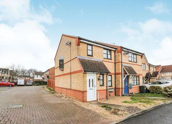 Wansbeck Close, Stevenage SG1. 3 bed terraced house