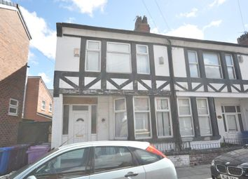Thumbnail 3 bedroom end terrace house for sale in Fifth Avenue, Fazakerley, Liverpool