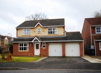 Thumbnail 4 bedroom detached house for sale in Crookham Grove, Morpeth