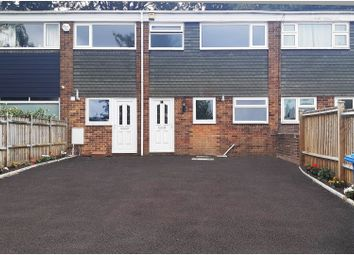 3 bed terraced house for sale in Northmere Drive, Parkstone, Poole BH12