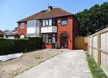 Thumbnail 3 bed semi-detached house for sale in Queensway Close, Penwortham, Preston