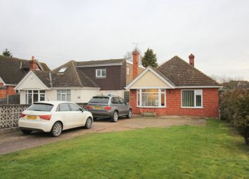 Thumbnail 2 bed detached bungalow for sale in Bunkers Hill, Lincoln