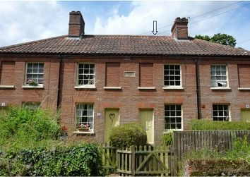 Thumbnail 3 bedroom terraced house to rent in Mill Hill, Kirby Bedon, Norwich