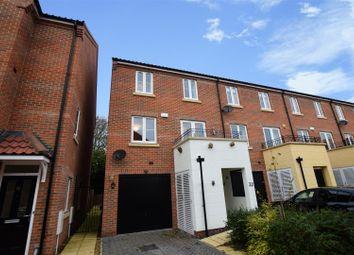 Thumbnail 4 bed terraced house for sale in Brazen Gate, Norwich