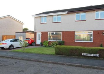 Thumbnail 3 bedroom semi-detached house to rent in Millfield Crescent, Erskine