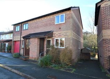 Thumbnail 2 bed semi-detached house for sale in Canterbury Drive, Plymouth, Devon