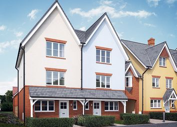 "Thumbnail 4 bed property for sale in ""The Hallingbury"" at William Morris Way, Tadpole Garden Village, Swindon"