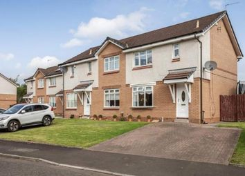 Thumbnail 3 bed semi-detached house for sale in Morriston Park Drive, Cambuslang, Glasgow, South Lanarkshire