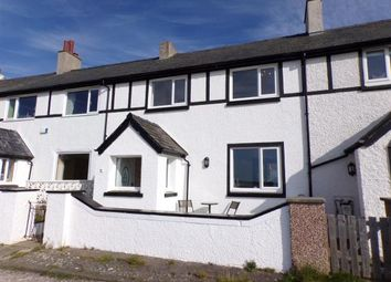 3 bed terraced house for sale in Anglesey Road, Great Orme, Llandudno, Conwy LL30
