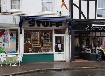 Thumbnail Commercial property to let in High Street, Hythe
