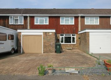 Thumbnail 3 bed terraced house for sale in Epsom Road, Crawley