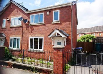 Thumbnail 3 bed semi-detached house to rent in 17 Monsall Street, Manchester, Greater Manchester