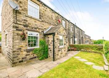 Thumbnail 3 bed cottage for sale in Heator Lane, Upper Cumberworth, Huddersfield