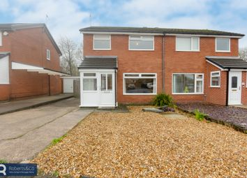Thumbnail 3 bed semi-detached house for sale in Cross Hall, Penwortham, Preston