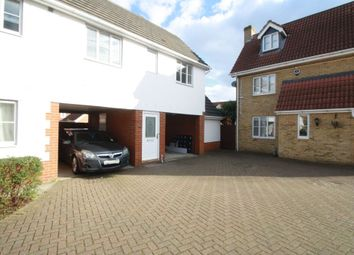 Thumbnail 2 bed flat to rent in Norfolk Place, Chafford Hundred, Grays