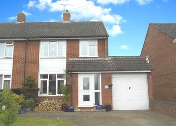 Thumbnail 4 bed semi-detached house for sale in Howmead, Berkeley