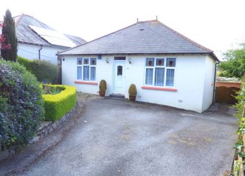 Thumbnail 3 bed detached bungalow for sale in Underlane, Plymstock, Devon