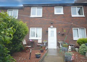Thumbnail 3 bed terraced house for sale in Crosthwaite Court, Workington, Cumbria