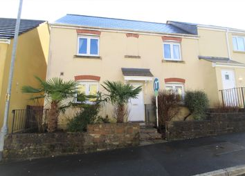 Thumbnail 3 bed end terrace house for sale in Lady Beam Court, Kelly Bray, Callington