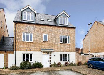 Thumbnail 3 bed semi-detached house for sale in Felsted, Caldecotte, Milton Keynes, Bucks