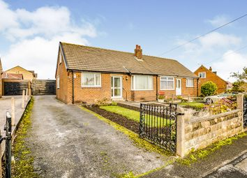 Thumbnail 2 bed bungalow for sale in Boothroyd Drive, Crosland Moor, Huddersfield, West Yorkshire