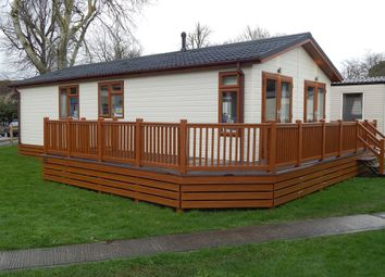 Thumbnail 2 bed mobile/park home for sale in Sandhills, Mudeford, Christchurch