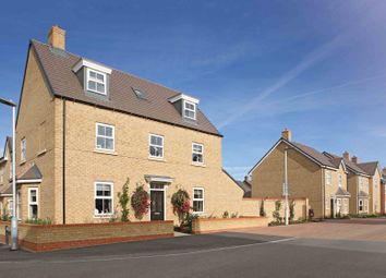 "Thumbnail 4 bedroom detached house for sale in ""The Orford"" at Potton Road, Biggleswade"