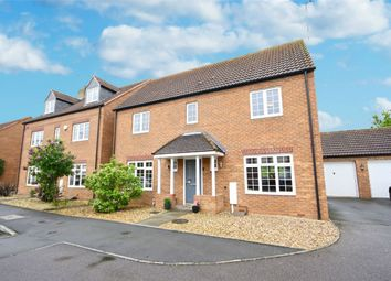 Thumbnail 4 bed detached house for sale in Bluemels Drive, Wolston, Coventry, Warwickshire
