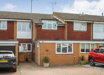 Thumbnail 3 bed terraced house to rent in Mendip Close, Charvil, Reading