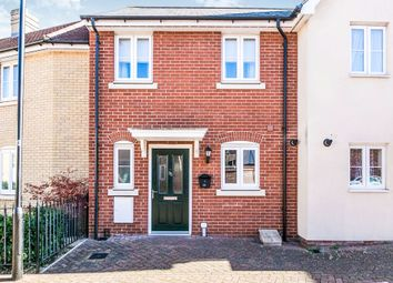 Thumbnail 2 bedroom end terrace house for sale in Salamanca Way, Colchester