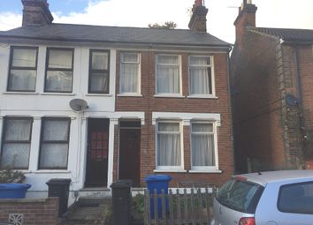 Thumbnail 3 bedroom end terrace house to rent in Cavendish Street, Ipswich
