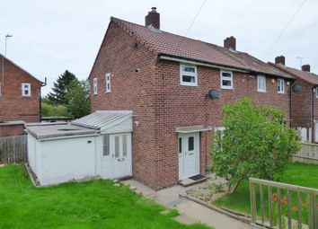 Thumbnail 2 bed semi-detached house for sale in Swinnow Lane, Bramley