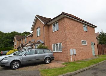 Thumbnail 3 bed semi-detached house for sale in Furze Close, Watford