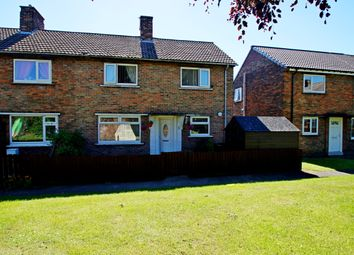 Thumbnail 3 bed semi-detached house for sale in Lime Park, Brandon, Durham