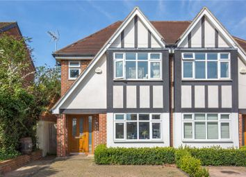 Thumbnail 5 bed semi-detached house for sale in Prospect Road, Barnet, Hertfordshire
