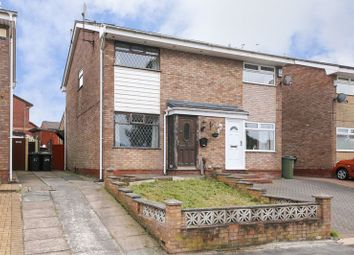 Thumbnail 3 bed semi-detached house for sale in Ashbourne Avenue, Aspull, Wigan