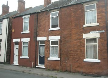 Thumbnail 2 bed terraced house to rent in Cowood Street, Mexborough