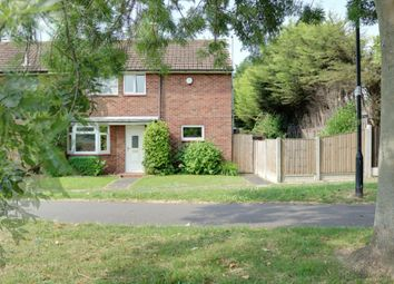 Thumbnail 3 bed end terrace house for sale in Archer Close, Southend-On-Sea