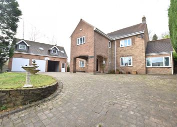 Thumbnail 6 bed detached house for sale in Woodhead Road, Glossop
