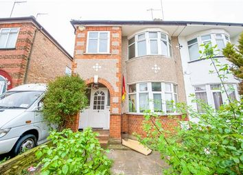 Thumbnail 3 bed semi-detached house for sale in St. Georges Avenue, London