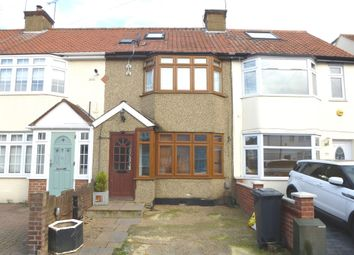 Thumbnail 2 bed terraced house for sale in River Avenue, Hoddesdon