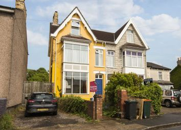 Thumbnail 5 bed semi-detached house for sale in Maindee Parade, Newport