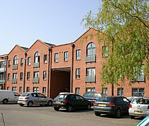 Thumbnail 2 bed flat to rent in Bakers Court, Steam Mill Street, Chester, Cheshire