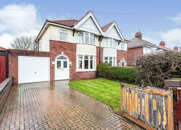 Thumbnail 3 bed semi-detached house for sale in St. Leonards Road East, Lytham St. Annes, Lancashire
